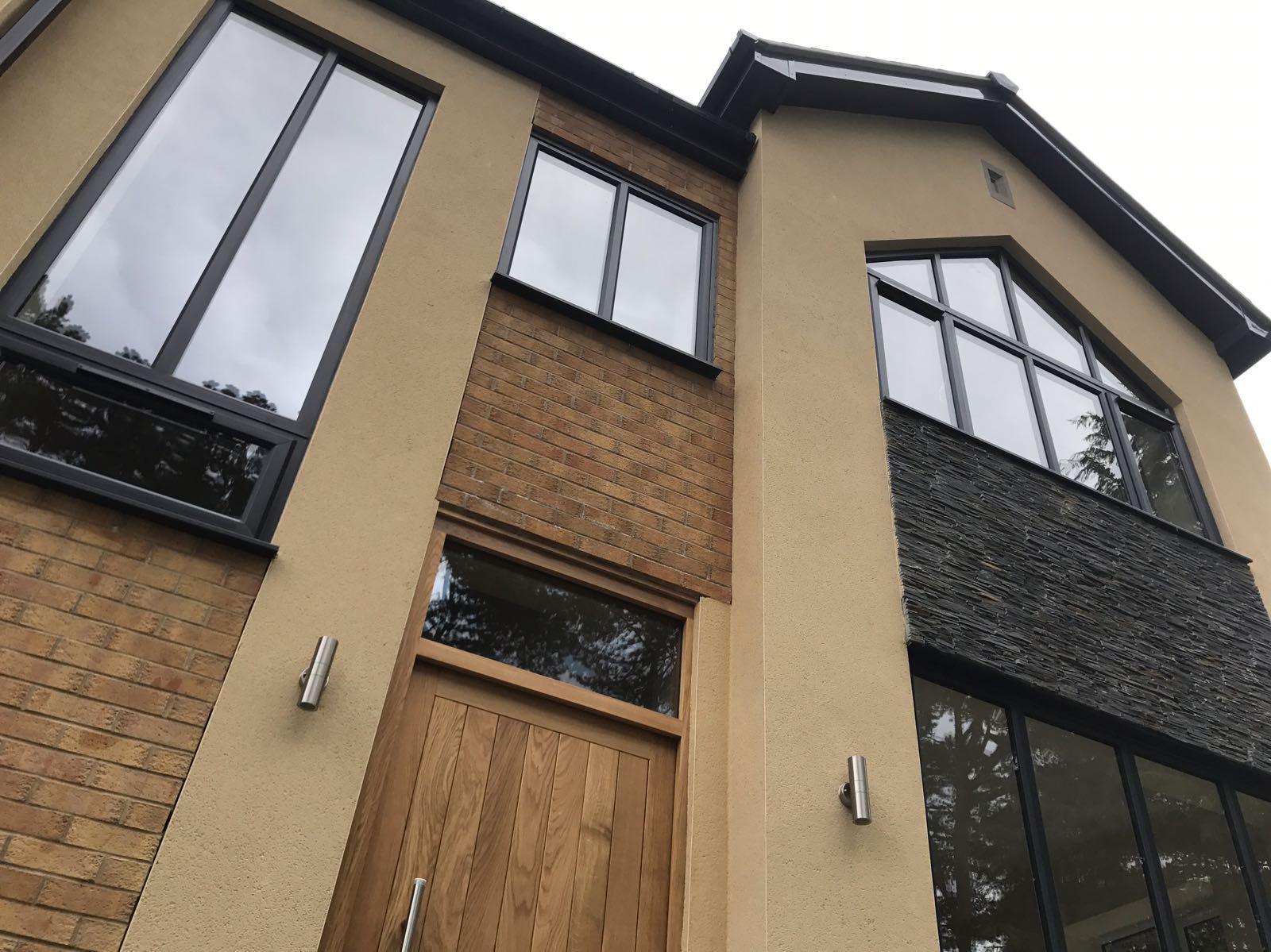 Monocouche render in Cheltenham | J B Plastering and Drylining