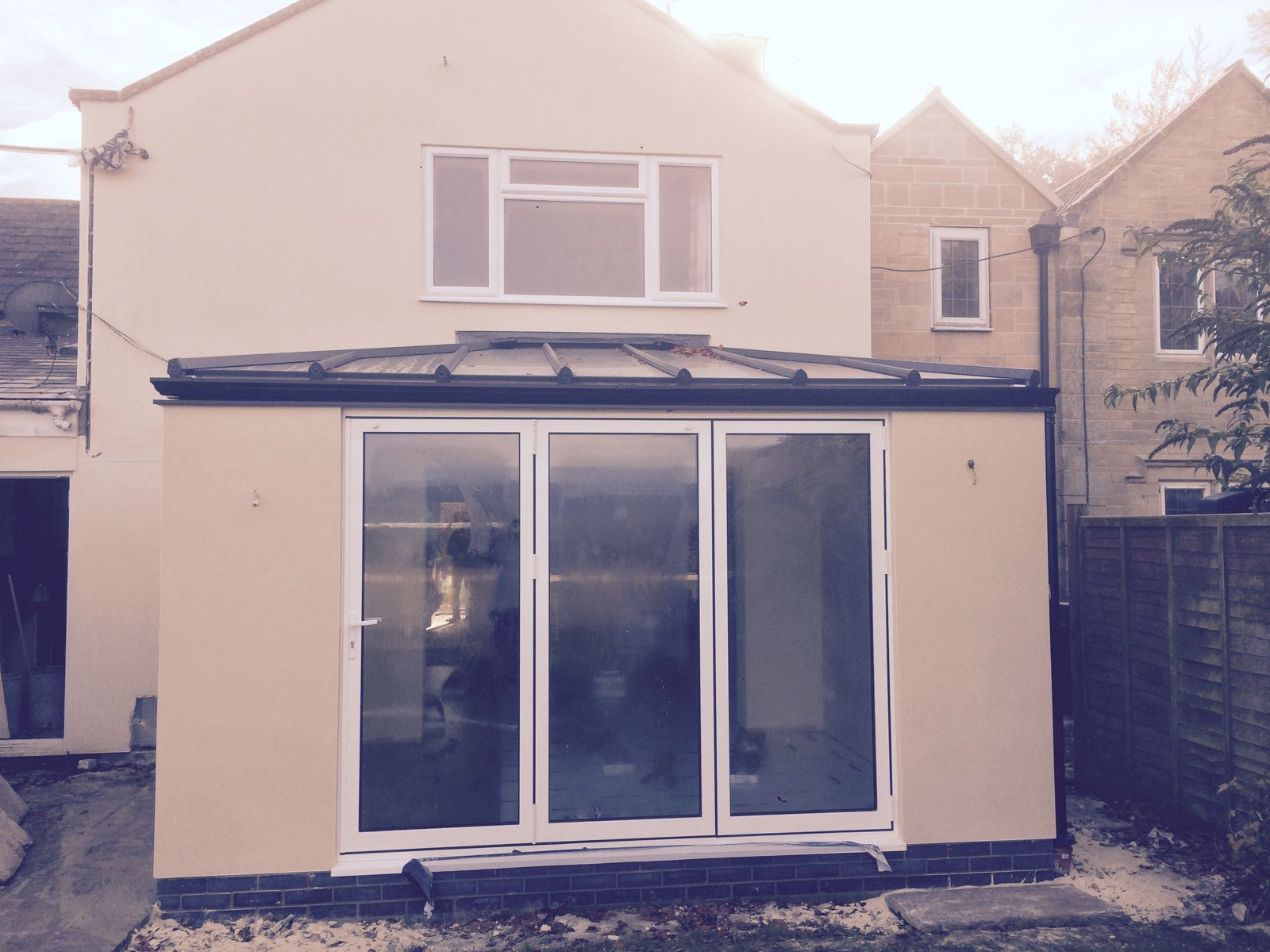 Silicone based external render | J B Plastering and Drylining