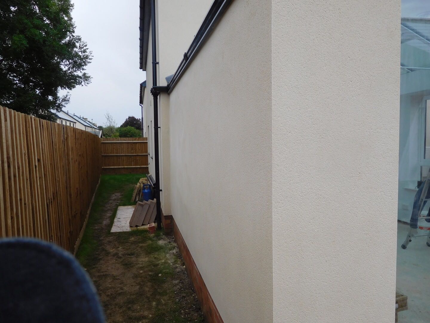 Monocouche render in Cheltenham | J B Plastering and Drylining