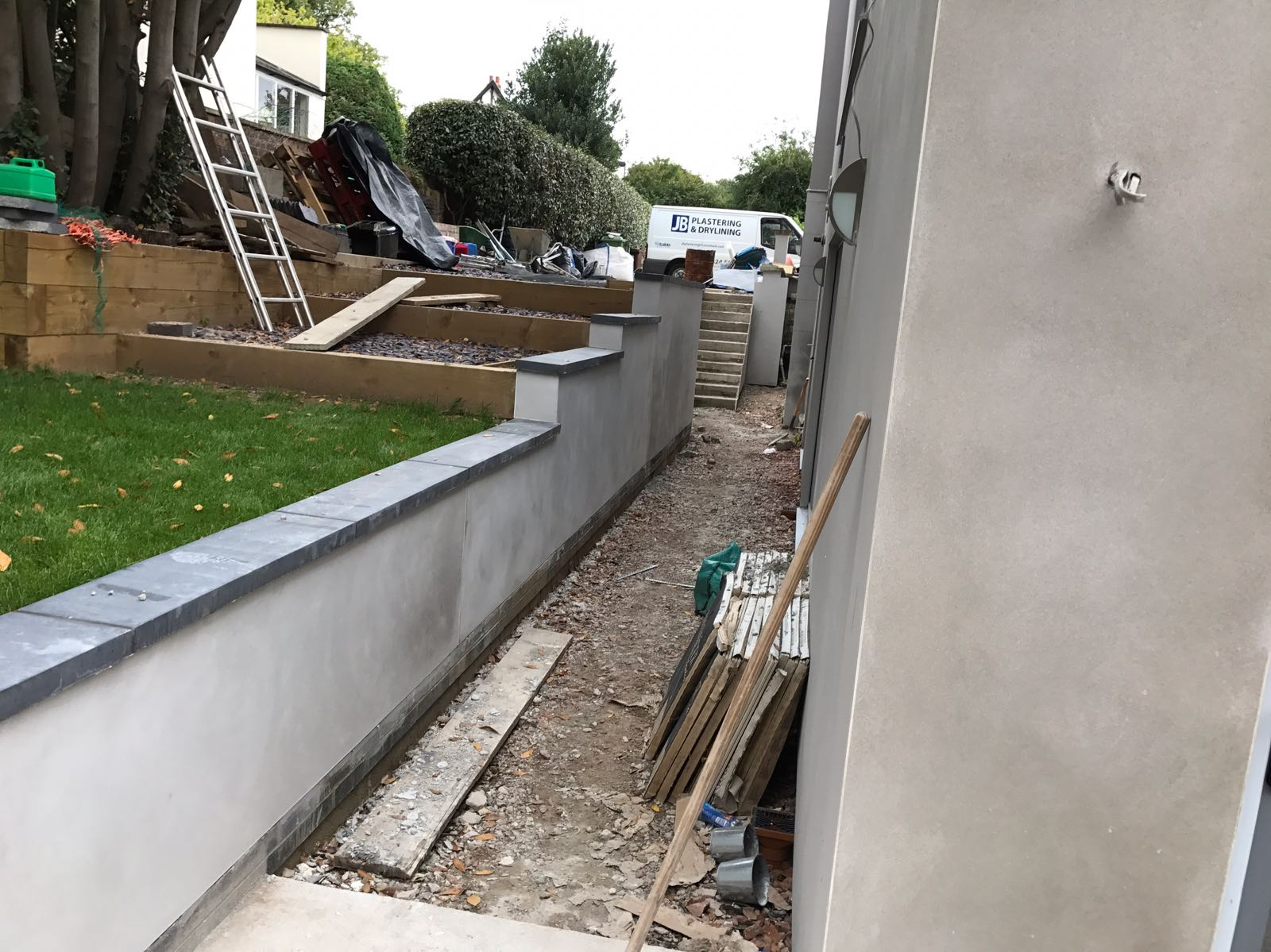 Mapei GPR render | | J B Plastering and Drylining