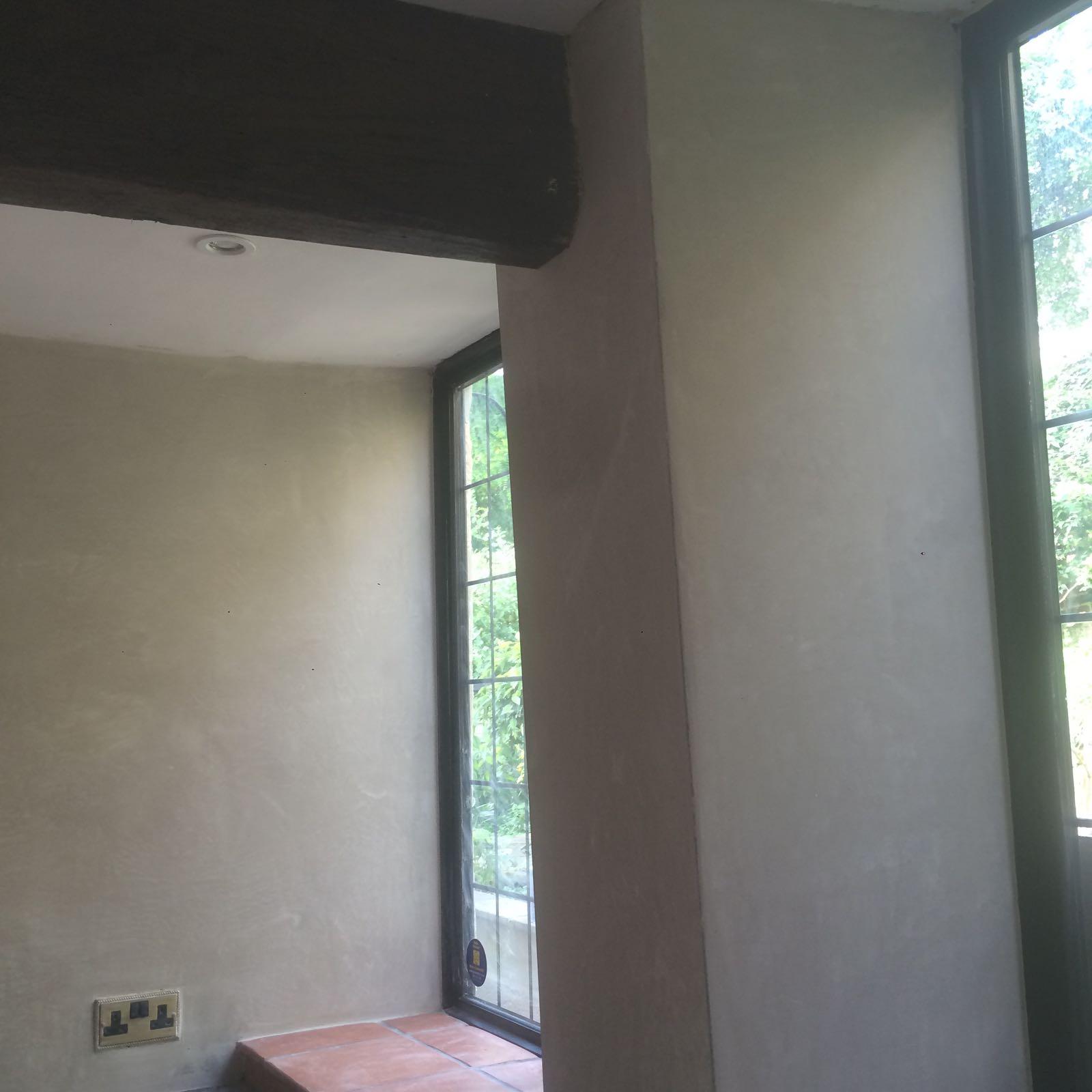 Limelite renovation plaster